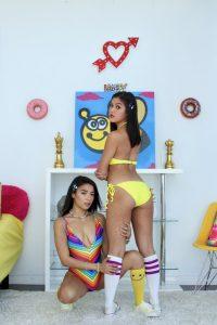 Kendra Spade and Maya Bijou at True Anal