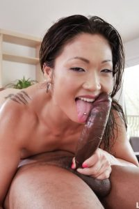 Masseuse all happy with the fat dick