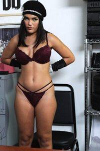 Flawless body in lingerie