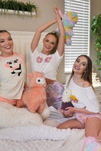 Fun pajama party