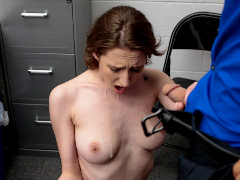 Tristan Summers at Shoplyfter